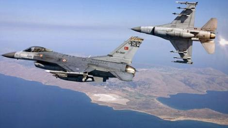 Έβρος: Τουρκικά μαχητικά F-16 και F-4 παραβιάζουν τον ελληνικό εναέριο χώρο Έβρος: Τουρκικά μαχητικά F-16 και F-4 παραβιάζουν τον ελληνικό εναέριο χώρο