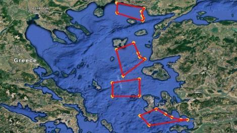 Ελληνική ΝΟΤΑΜ απαντά στην Τουρκική αυθαιρεσία στο Αιγαίο