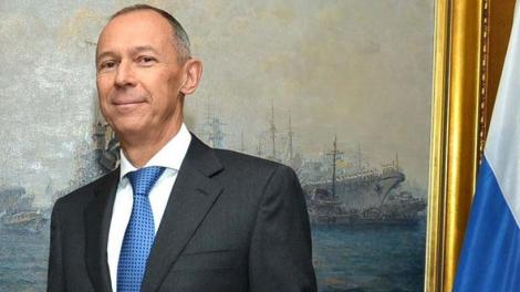 Ρώσος πρέσβης: Δεν μπορώ να φανταστώ ένοπλη σύγκρουση Ελλάδας-Τουρκίας