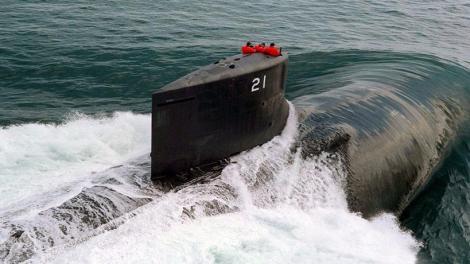 Η Μέι διέταξε βρετανικά υποβρύχια να κινηθούν προς τη Συρία