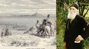 Ο άγιος Παΐσιος μιλά για το θαύμα την Κυριακή του Θωμά 1830