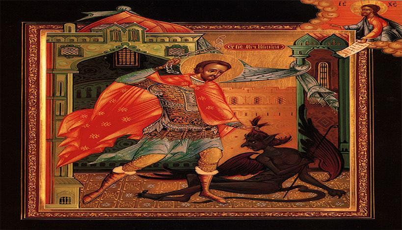 Ορθόδοξος συναξαριστής Κυριακή 15 Απριλίου 2018, Άγιος Νικήτας ο ...