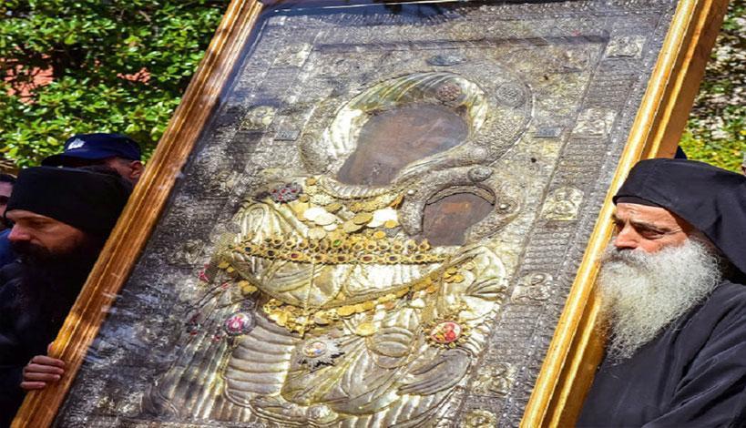 Άγιον Όρος: Σήμερα η Σύναξη της Παναγίας της Πορταΐτισσας