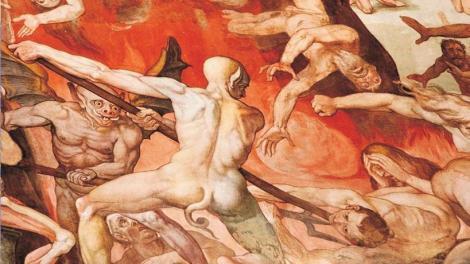 Γιατί οι Άγιοι Πατέρες χαρακτηρίζουν τον διάβολο «μυρμηγκολέων;»
