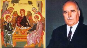 Δημήτριος Παναγόπουλος: Το Άγιο Πνεύμα