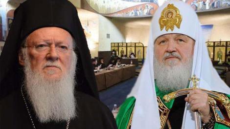 Μετωπική σύγκρουση στην Ορθόδοξη εκκλησία: Ο πρέσβης των ΗΠΑ στον Ιερώνυμο για Σκόπια-Ουκρανία – Αίτημα Ζάεφ σε Βαρθολομαίο…