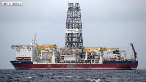 «Πορθητής»: Το γεωτρύπανο της Άγκυρας βγαίνει στη Μεσόγειο