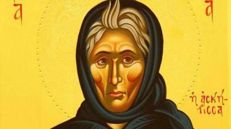 Οσία Σοφία η εν Κλεισούρα ασκήσασα: «Θα καταστραφούν τα τρία τέταρτα της ανθρωπότητας»