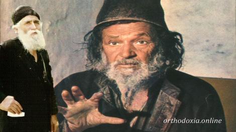 Άγιος Παΐσιος: Ο Γερο Κωνσταντίνος, ο δια Χριστόν σαλός