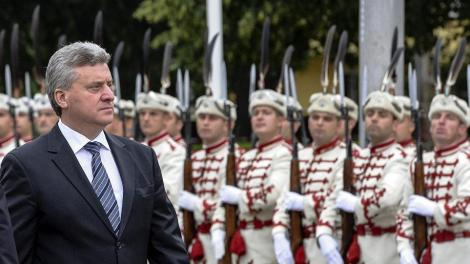 Προέδρος της πΓΔΜ Γκεόργκι Ιβανόφ: Ψεύδεται και χειραγωγεί ο Ζάεφ