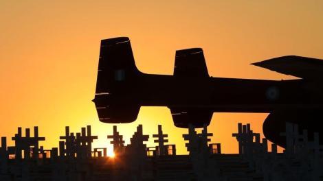 Κύπρος: Εκδηλώσεις τιμής για τους Έλληνες καταδρομείς και αεροπόρους του Νοράτλας «Νίκη 4»