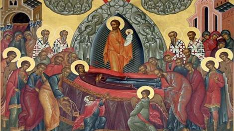 Ιεφωνίας: Ο Εβραίος που επιχείρησε να βεβηλώσει το τίμιο σώμα της Παναγίας μας