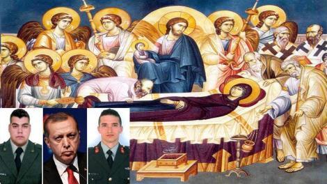 Έλληνες στρατιωτικοί - Ο πνευματικός του Δημήτρη Κούκλατζη: Η Παναγία θα σώσει τα παιδιά μας