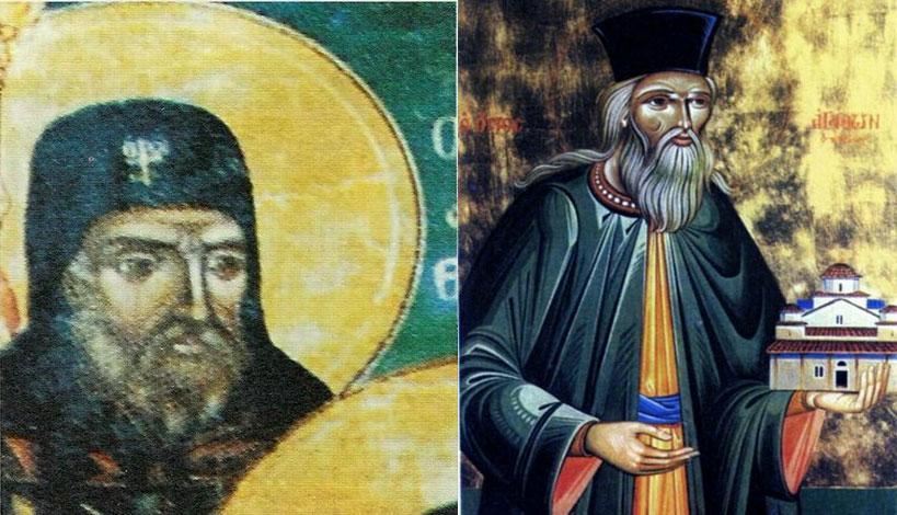 Άγιον Όρος: Όσιος Αγάθων ο κτήτορας, Όσιος Δομέτιος ο Σημειοφόρος – Μνήμη 7 Αυγούστου