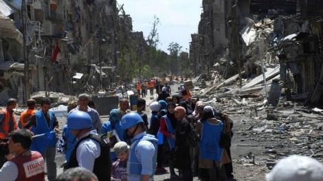 Ένταση στη Μεσόγειο καθώς ετοιμάζεται η «τελική μάχη» στην Ιντλίμπ