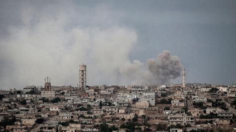 Συρία: Στρατιωτικές δυνάμεις φέρεται να στέλνει η Τουρκία στο Ιντλίμπ
