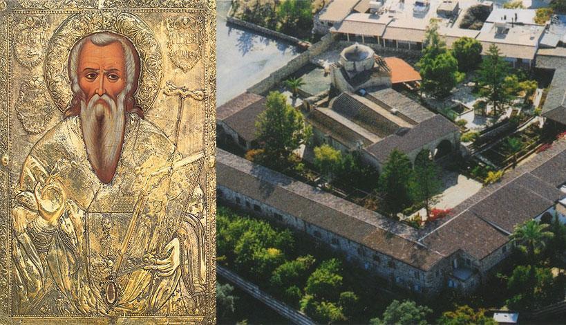 Εορτολόγιο σήμερα 17 Σεπτεμβρίου γιορτάζει ο Άγιος Ηρακλείδης και ο Άγιος Μύρων επίσκοποι Ταμασού Κύπρου | orthodoxia.online | γιορτη σημερα | αγιοσ ηρακλειδησ ταμασου | Εορτολόγιο | orthodoxia.online