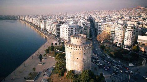 Σε κλοιό η Θεσσαλονίκη