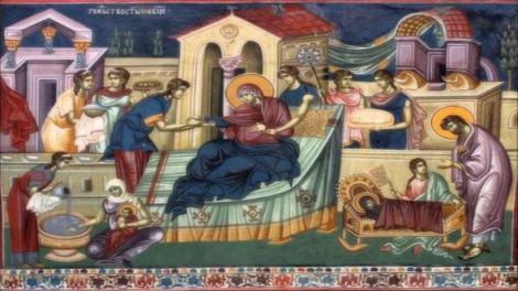 Mητροπολίτης Καστορίας κ. Σεραφείμ: Καθαρός καρπός της γης η Παναγία