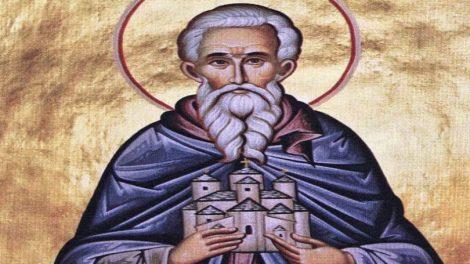 Άγιον Όρος | Όσιος Ευθύμιος ο Νέος - Αγιορείτης Άγιος Μνήμη 15 Οκτωβρίου