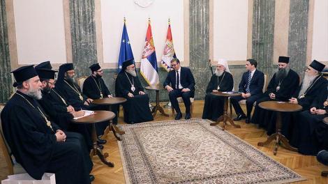 Οι Πατριάρχες Σερβίας και Αντιοχείας καλούν το Φανάρι σε διάλογο με τη Μόσχα