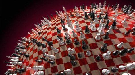 Παναγιώτης Ήφαιστος | Στρατηγικές και Ανακατανομές Ισχύος στον Πλανήτη