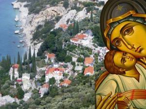 Άγιον Όρος - Γερμανική κατοχή 1942: Το Θαύμα της Παναγίας στην Νέα Σκήτη