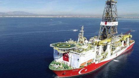 Που ξεκίνησε ο «Πορθητής» την πρώτη γεώτρηση (ΧΑΡΤΗΣ) - Τι λένε τα τουρκικά ΜΜΕ