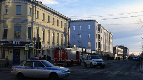 Ρωσία: Νεκρός ο 17χρονος δράστης που πυροδότησε βόμβα στο στρατηγείο της FSB