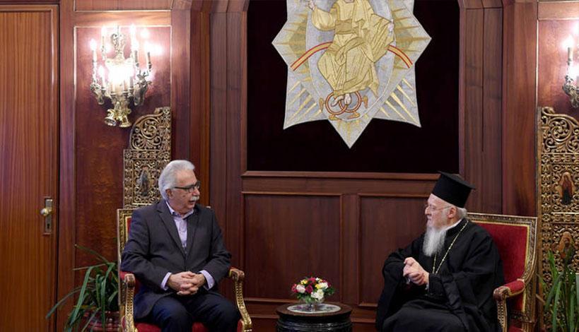 Το Οικουμενικό Πατριαρχείο βάζει στον «πάγο» την συμφωνία Εκκλησίας-Πολιτείας