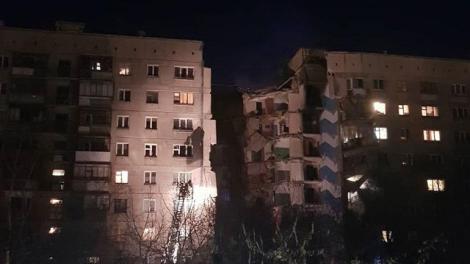 Ρωσία: Τραγωδία στα Ουράλια από έκρηξη σε πολυκατοικία