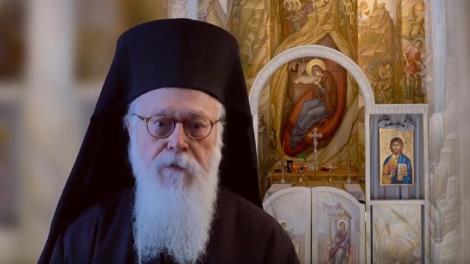 O Αρχιεπίσκοπος Αλβανίας Αναστάσιος : «Κρατάτε τις αναγκαίες αποστάσεις»