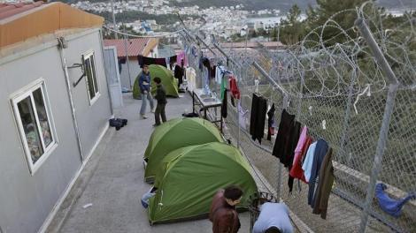 Deutsche Welle : Μια μικρή Αφρική, από πρόσφυγες και μετανάστες στην Ελλάδα