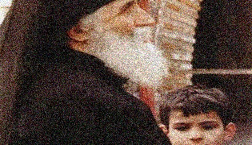 Ο Άγιος Γέροντας Παΐσιος και ο φτωχός αγροφύλακας