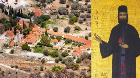 Άγιος Εφραίμ της Νέας Μάκρης : Το ιστορικό της Ιεράς Μονής του Αγίου Εφραίμ στη Νέα Μάκρη