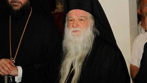 Αμβρόσιος σε Μητσοτάκη: Ο κορονοϊός φτιάχτηκε στην Αμερική από σκοτεινές οργανώσεις - Μη γίνεσθε διώκτης της Εκκλησίας