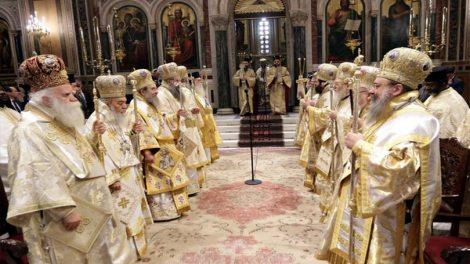 Ο Εορτασμός της Κυριακής της Ορθοδοξίας στον Ιερό Μητροπολιτικό Ναό Αθηνών