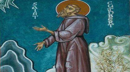 Ο άγνωστος άγιος που εορτάζει σήμερα - Όσιος Cuthbert