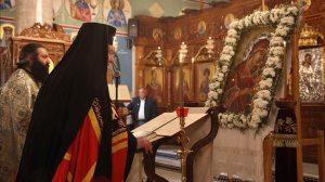 Β' Χαιρετισμοί στην Κύπρο - Αρχιεπίσκοπος Κύπρου: «Όλοι οι άνθρωποι λαχταρούν τον Παράδεισο»