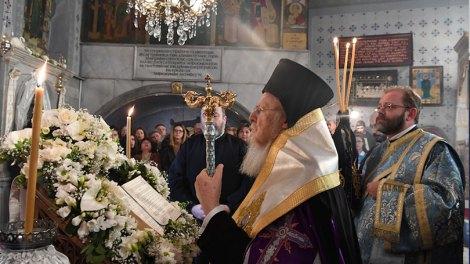 Οικουμενικός Πατριάρχης Βαρθολομαίος: Το Οικουμενικόν Πατριαρχείον κατ᾿ άνθρωπον αποτελεί «ιστορικόν παράδοξον», κατά Θεόν, όμως, είναι «συνεχές θαύμα»