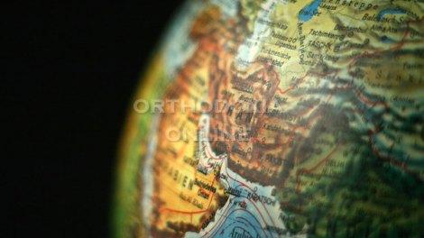 Κωνσταντίνος Φίλης : Σε δύσκολα μονοπάτια Μέση και Εγγύς Ανατολή