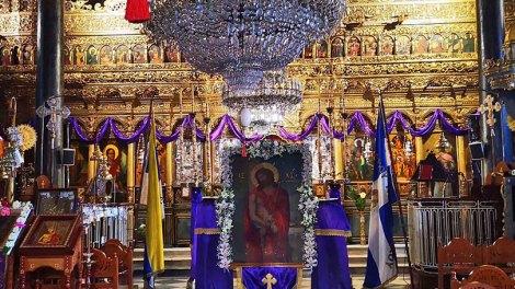 Κυριακή Βαΐων Εσπέρας - παπα Γιώργης Δορμπαράκης