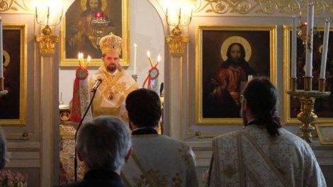 Η Πρώτη Ανάσταση στη Μασσαλία και Χρίσμα κατηχουμένης
