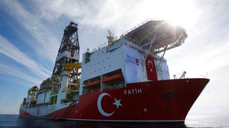Επιμένει η Τουρκία για τις γεωτρήσεις στην κυπριακή ΑΟΖ