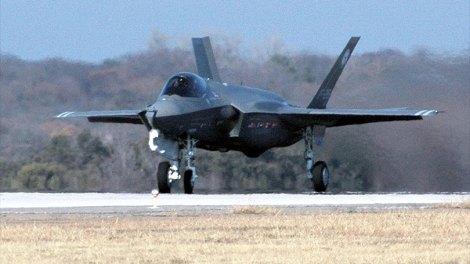 Οι ΗΠΑ παγώνουν την παράδοση των F-35 στην Τουρκία