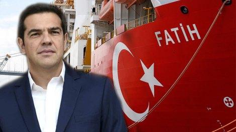 Αλέξης Τσίπρας: Σχεδιάζονται μέτρα κατά της Τουρκίας αν επιμείνει στις προκλήσεις