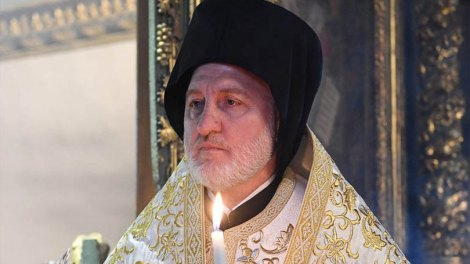 Αρχιεπίσκοπος Αμερικής: Οι προσευχές μας συνοδεύουν όσους επλήγησαν από τον σεισμό σε Ελλάδα και Τουρκία