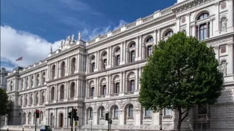 """Δήλωση βρετανικού Υπουργείου Εξωτερικών για """"αμφισβητούμενη κυριαρχία σε Κυπριακή ΑΟΖ"""""""