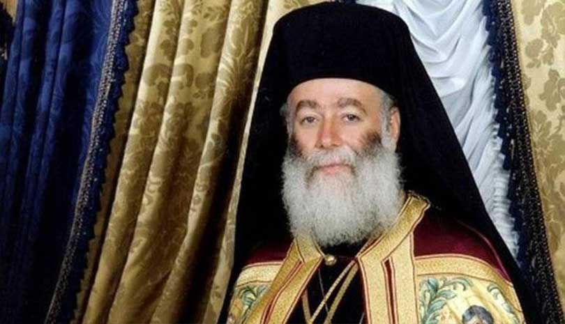 Πατριάρχης Αλεξανδρείας - Χριστουγεννιάτικο μήνυμα