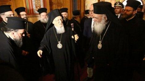 Οικουμενικός Πατριάρχης Βαρθολομαίος: «Το αίμα νερό δεν γίνεται»